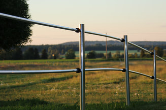 Silber fence